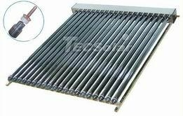 Solar Collector with Heat pipe(SS) 1