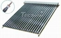 Solar Collector with Heat pipe(SS)