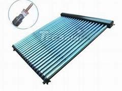 Solar Collector with Hea
