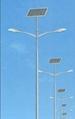 40W Double arm solar LED street light