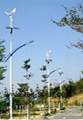 80W Wind-solar street light