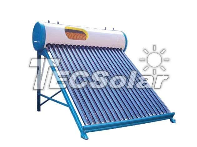 盤管熱水器 1