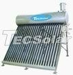 Open loop solar water he