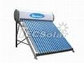 一体承压太阳能热水器