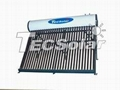 Open-loop solar water heater