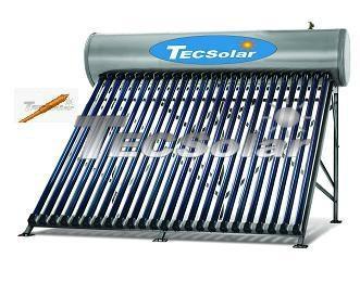 不锈钢承压太阳能热水器 1