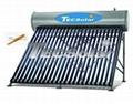 不鏽鋼承壓太陽能熱水器