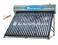 Compact pressurized solar water heater(SS)