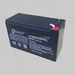 12V9AH 铅酸蓄电池免维护电瓶