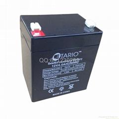 Lead-acid battery 12V4AH