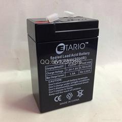 6V4AH童车蓄电池电子称电瓶