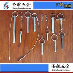彈簧插銷不鏽鋼彈簧插銷鋁合金門窗彈簧插銷