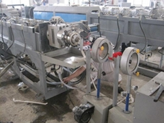 Pipe and bar foam machine