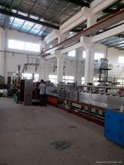 200-250高密度珍珠棉發泡機