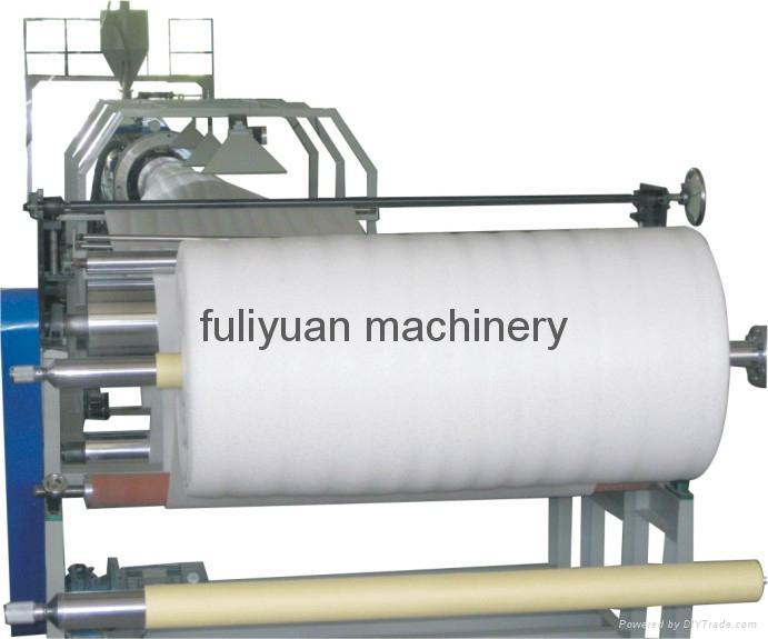 富利源品質保証珍珠棉發泡機 1