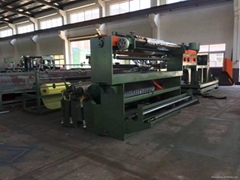 mat making film extrusion laminating machine