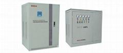 SBW-F三相分调式全自动补偿式电力稳压器