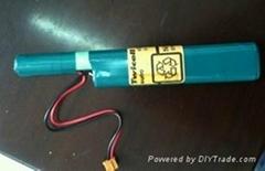 Twicell MODEL 5HR-AAAUX 6V粗超度检测仪电池