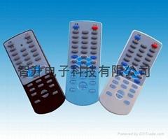 车载DVD遥控器