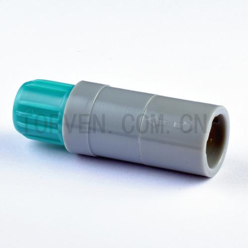 Free socket size 1, available in 0° and 40° Green nut