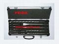 10pcs sds chisel drill set