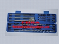 12pcs sds and chisel drill set