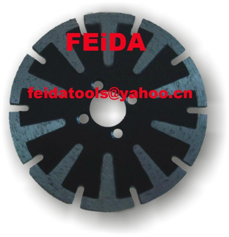 cold sintered saw blade