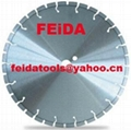 laser diamond saw blade