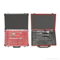 17pcs sds and chisel set