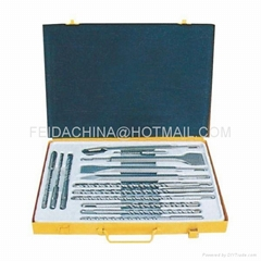 14PCS SDS DRILL BIT SET