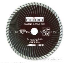SUPER TURBO SAW BLADE