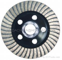 diamond cup wheel(turbo)