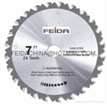 INDUSTRY TCT SAW BLADE FOR WOOD(WOOD