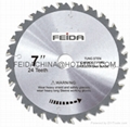 INDUSTRY TCT SAW BLADE FOR WOOD(WOOD CUTTER)