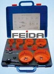 13pcs hole saw set