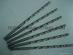 hss drill bits long series