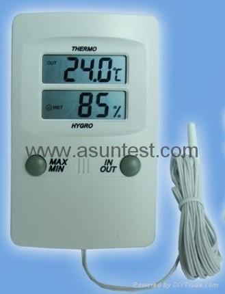 hygro thermometer TFA 2