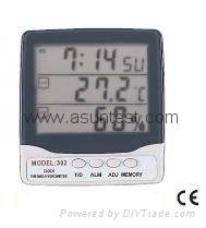 indoor thermometer date 2