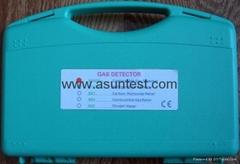 gas meter portable