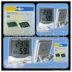 thermo hygrometer TFA