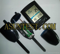 wireless soil moisture meter