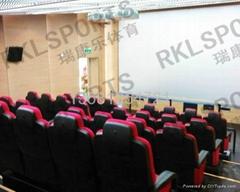 7D 动感模拟影院
