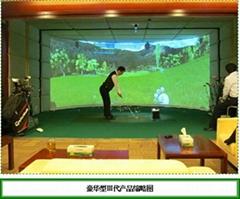韓國模擬高爾夫