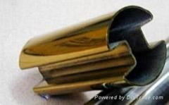 異型不鏽鋼雙槽圓管