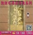 定製珠海不鏽鋼電梯門裝飾板,蝕刻廠家,蝕刻加工 3