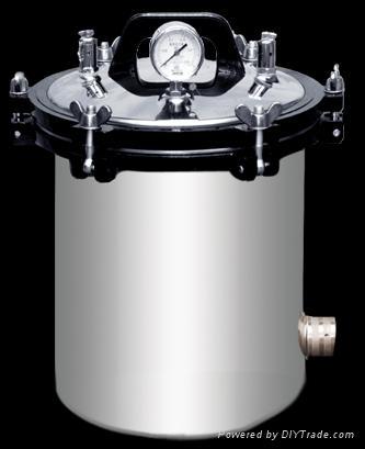 手提式壓力蒸汽滅菌器 1