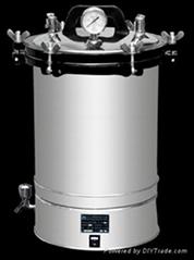 手提式壓力蒸汽滅菌器