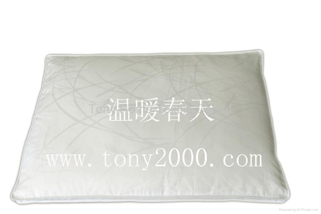 silk pillow 1