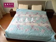 至爱·蓝莓纤维被