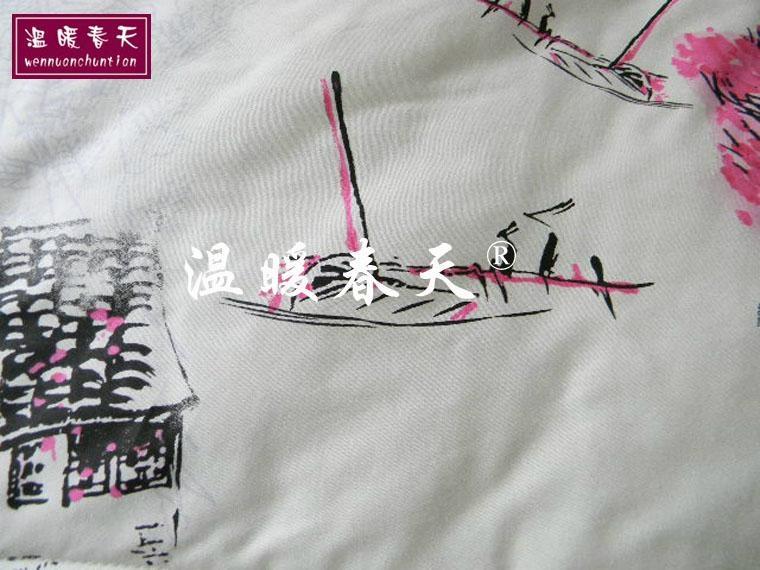 至爱·水乡渔翁纤维被 3